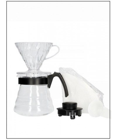 HARIO set V60 Craft Coffee Maker - drip + server + filters