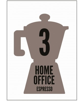 HOME OFFICE espresso 3 MONTH
