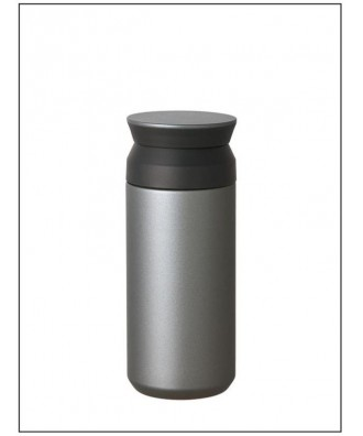 TRAVEL Tumbler 350ml  srebrny