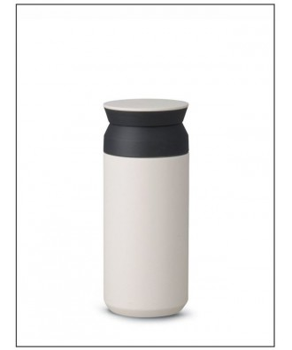 TRAVEL Tumbler (white)
